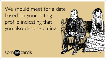 Dating profile disclaimer