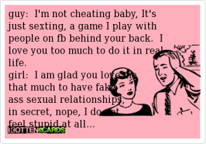 flirting vs cheating committed relationship meaning dictionary meaning: