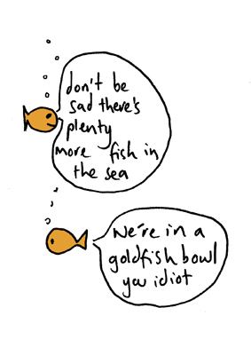 Goldfish dating website