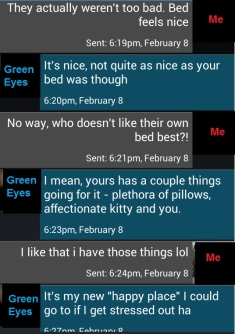 GreenEyesLikesMe